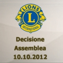 Lions Club Marsala We Serve Decisione Assemblea del 10.10.2012   10-10-2012-